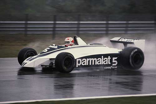Nelson Piquet in 1980
